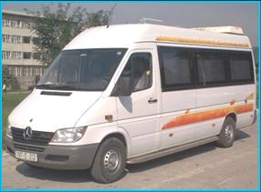 OBOLS Mercedes 313 sprinter